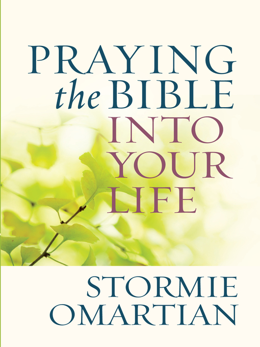 Praying the Bible into Your Life (eBook)
